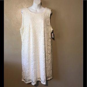 Ronni Nicole lace dress XXL